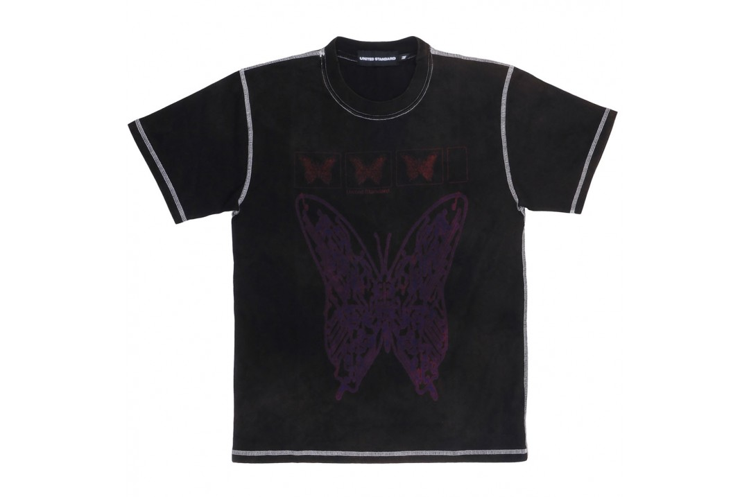United Standard Butterfly Acid T-Shirt