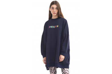 Lazy Oaf Fwends Sweater Dress