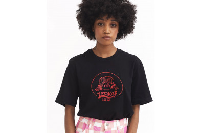 Lazy Oaf London Tee