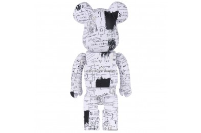 Be@rbrick Jean Michel Basquiat 400%