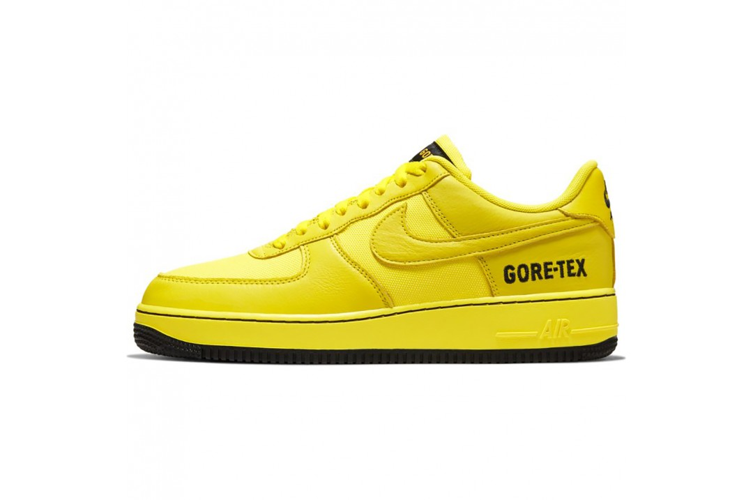 nike air force 1 jaune et blanc